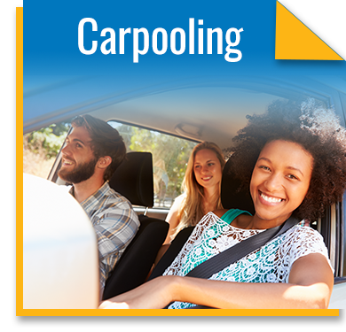 The Benefits of Carpooling